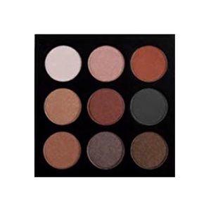 New Profusion 9 Metallic Eyeshadow Palette: METAL